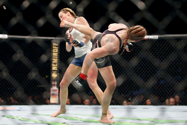 Valentina Shevchenko Katlyn Chookagian UFC 247