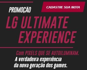 Cadastrar Promoção LG Ultimate Experience Playstation 5 e Prêmios