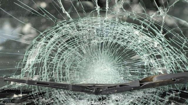 Frontális karambol történt a 42-esen Berettyóújfalunál