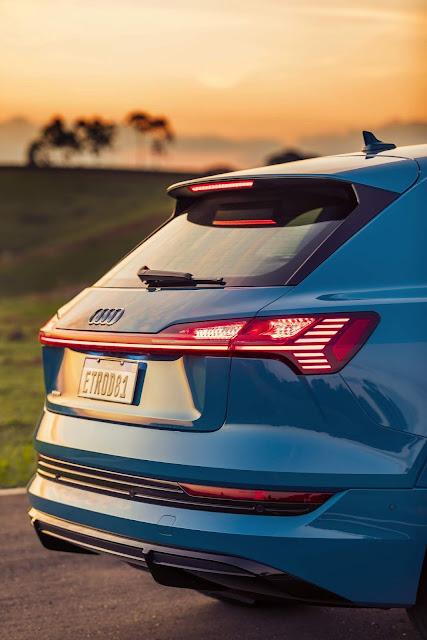 Audi e-Tron chega ao Brasil por R$ 460 mil - fotos e detalhes
