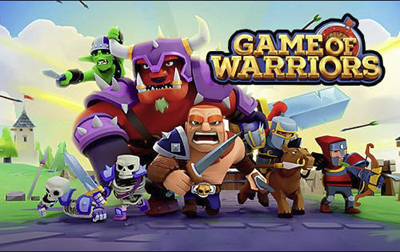 Game of Warriors Mod Apk v1.0.5 Unlimited Money Terbaru