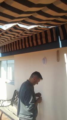 Instalación de toldos Alicante