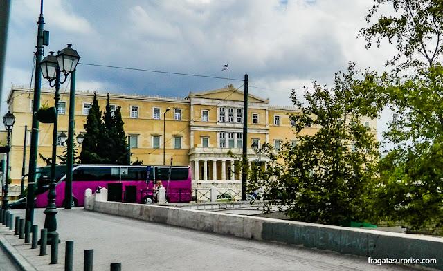 Praça Syntagma, Atenas