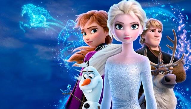Frozen II e Minha Mãe é uma Peça 3 para você assistir sem sair de cas no Looke