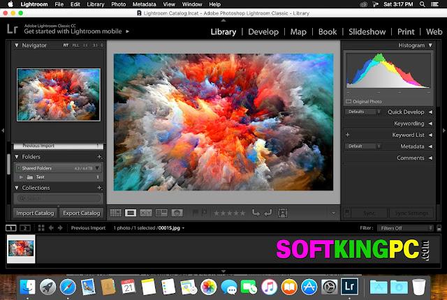 Adobe Photoshop Lightroom CC 2018