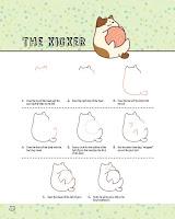 Kawaii Kitties Learn How to Draw 75 Cats in All Their Glory