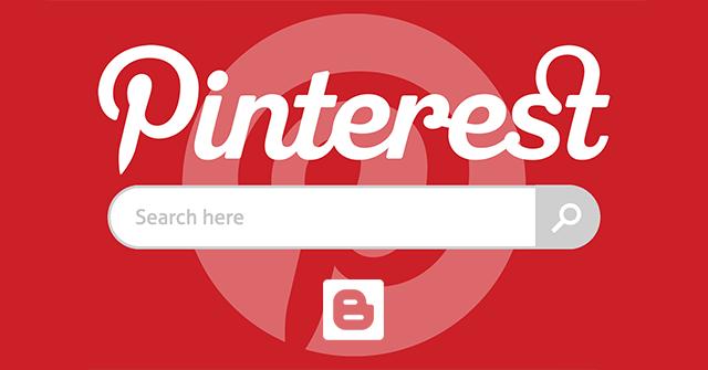 إضافة زر pinterest إلى صور بلوجر من أجل تحسين ترتيب الموقع على محركات البحث