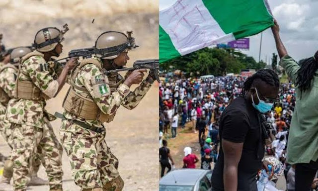BREAKING: Lekki massacre: Lagos govt asked us to intervene, soldiers didn't shoot End SARS protesters – Army