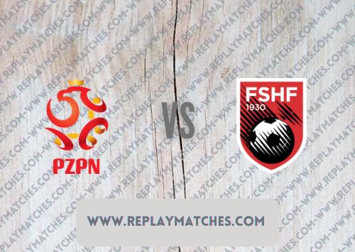 Poland vs Albania -Highlights 02 September 2021