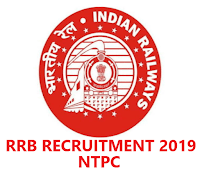 RRB Recruitment 2019 (NTPC) 35277 Vacancies For 12th/Any Degree | Full Notification