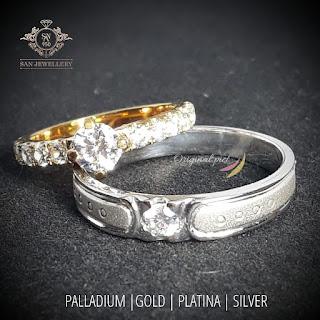 cincin tunangan,cincin pernikahan,cincin pasangan