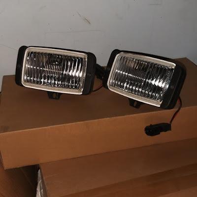 Foglamp Opel Blazer tahun 1996 original.