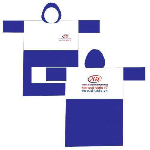 Cơ sở in áo mưa quảng cáo, áo mưa quà tặng, áo mưa chất lượng cao tại Tây Ninh