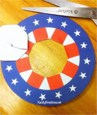 Uncle Sam hat printable