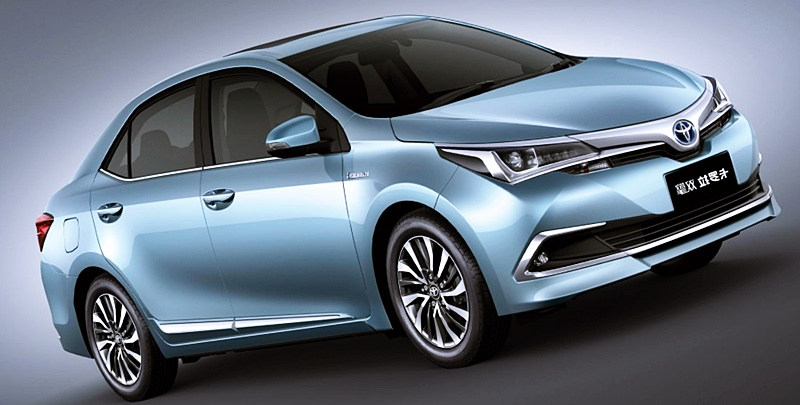 Toyota Corolla 2018 Price Release Date Model Redesign