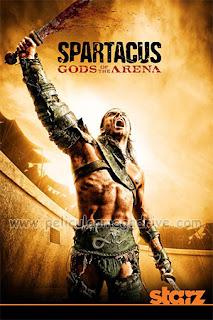 Spartacus Dioses De La Arena (2011) [Latino-Ingles] [Hazroah]