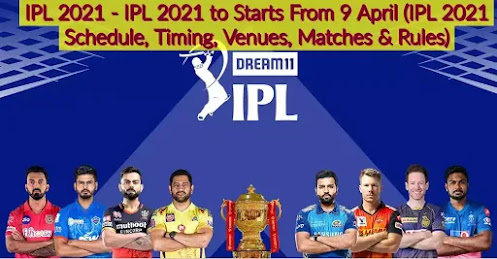 ipl-2021-schedule  time table