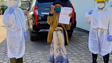 Nenek 89 Tahun di Probolinggo Jatim Sembuh dari Covid-19