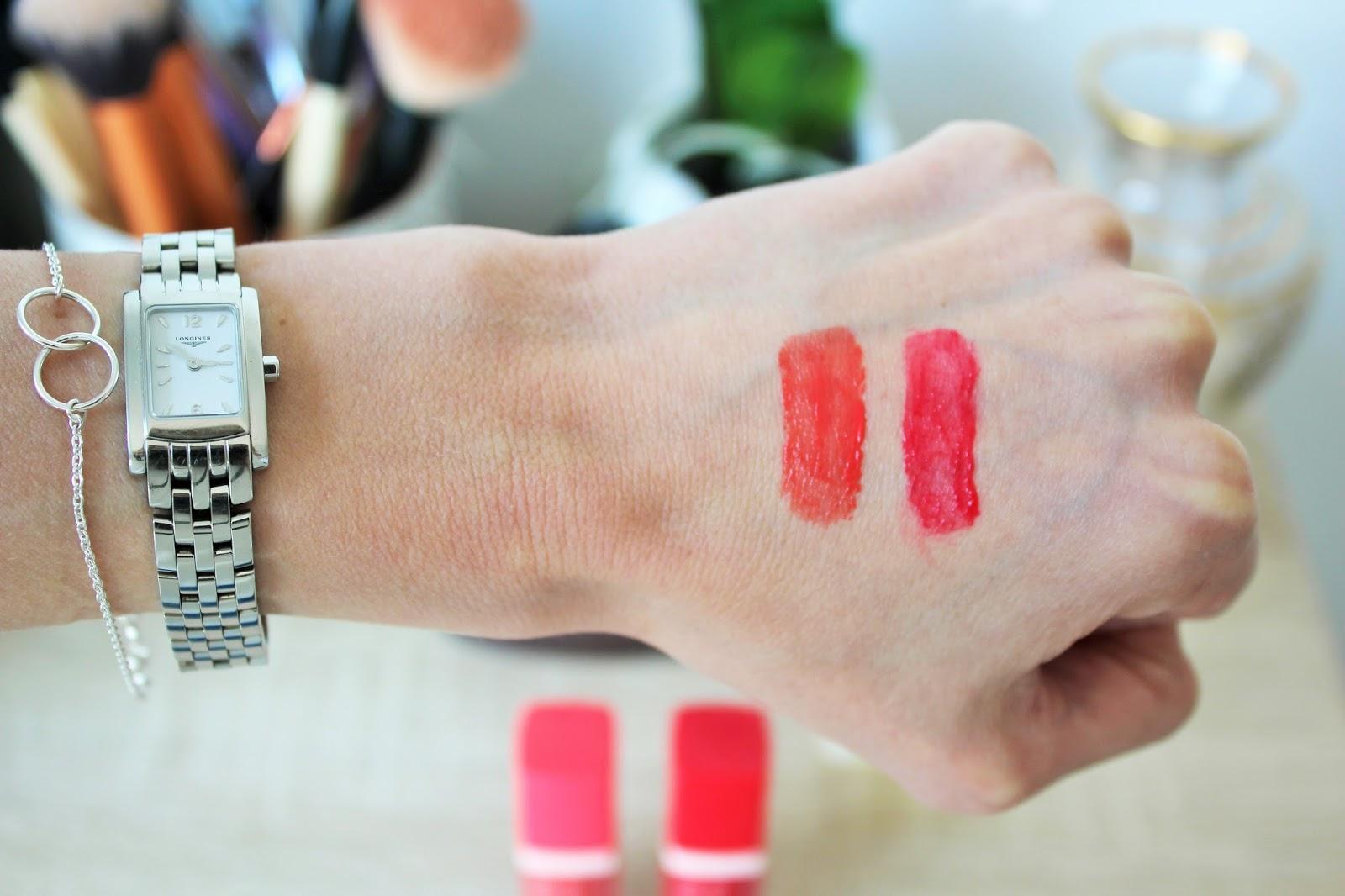 Bourjois Rouge Edition Souffle de Velvet Liquid Lipsticks 2