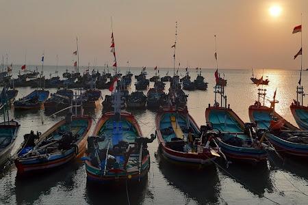 Pathol Sarang:  Seni Pencarian Pendekar Masyarakat Nelayan di Kabupaten Rembang
