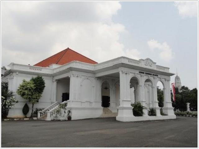 Gedung Kesenian Jakarta;Destinasi Wisata Jakarta