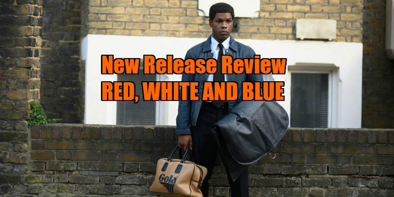 Red, White and Blue review