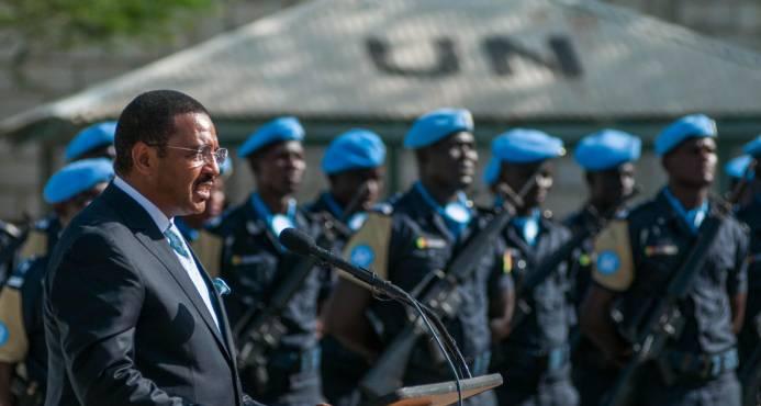 Nueva misión de la ONU debuta en Haití para apoyar la paz