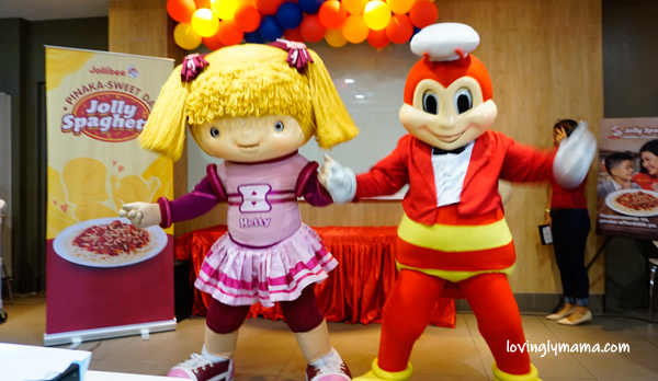 Jolly Spaghetti Pinaka-Sweet Day - Jollibee Bacolod - Bacolod blogger - Bacolod mommy blogger - activities for kids - clay - painting lanterns - BFF - childhood friends - homeschooling in Bacolod - mom and daughter bonding - Jollibee and Hetty dance number