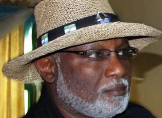 Lyon's victory in Bayelsa turning point for APC - Akeredolu