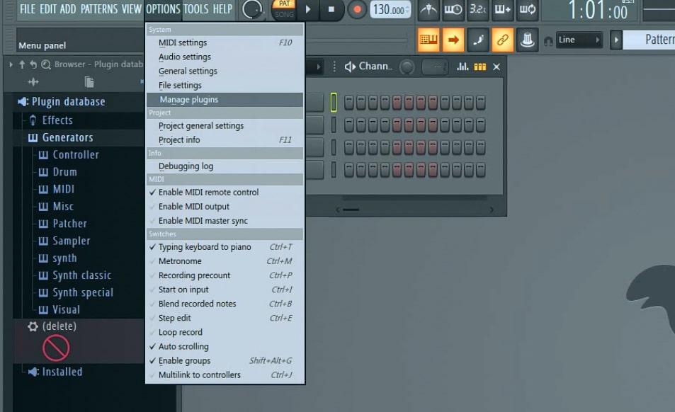 Cara Terbaru Mengkoneksikan FL Studio Dengan Battery 3