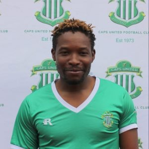 Caps United Zimbabwe Premier League Player of the Month