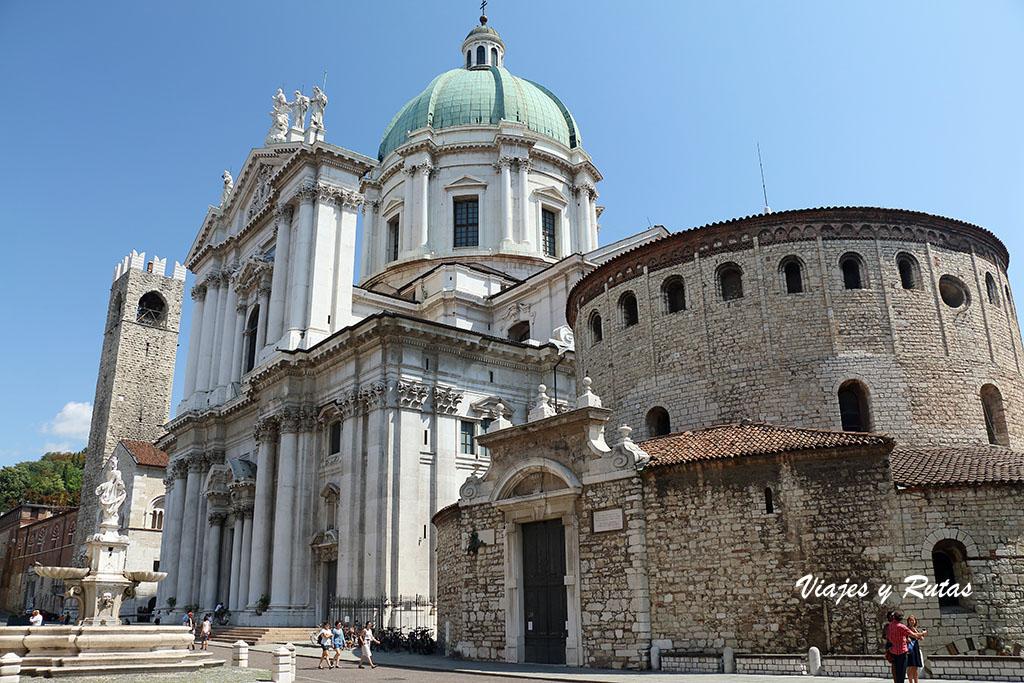 Piazza Paolo VI o del Duomo de Brescia