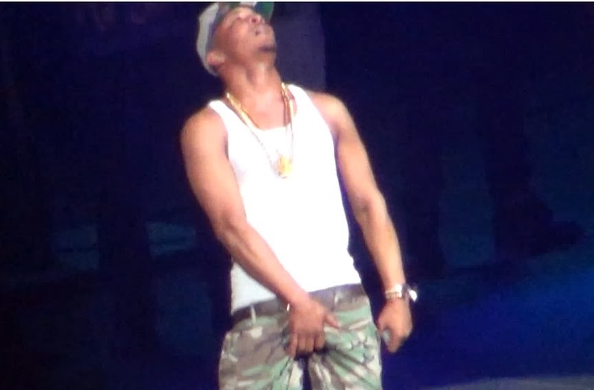 Ti Showing His Dick 42
