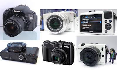 Tempat Jual beli Kamera Bekas Malang , Pocket, SLR, DSLR, Prosumer, Mirrorless, Lensa