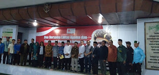 IKADIN Mataram Bersama OKP Deklarasi Indonesia Damai Menyikapi Insiden di Papua