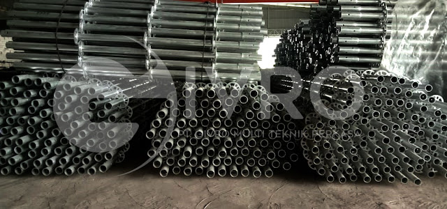 Jual Scaffolding Galvanis | Pabrik Distributor Pipa Scaffolding Jakarta