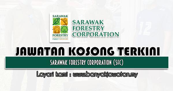 Jawatan Kosong 2021 di Sarawak Forestry Corporation (SFC)