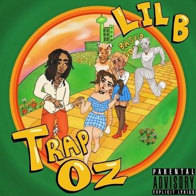 Lil B - Trap OZ (2020) - Album Download, Itunes Cover, Official Cover, Album CD Cover Art, Tracklist, 320KBPS, Zip album