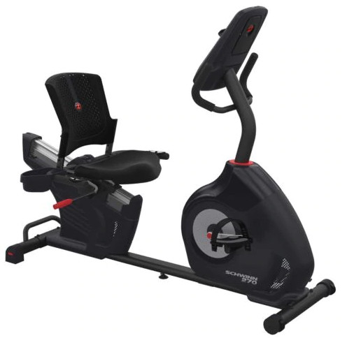 Recumbent exercise bicycles are products that are easy to use and you could adjust the settings to provide little or no resistance as you pedal