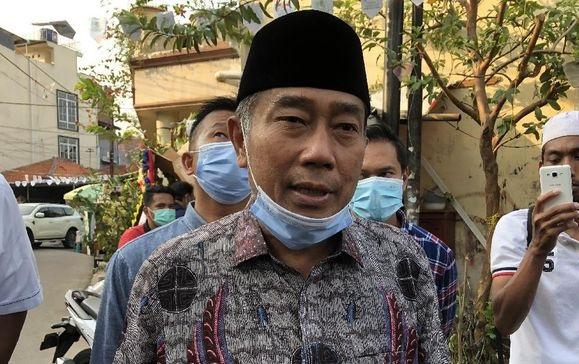 Lulung soal Banjir DKI Cepat Surut: Alhamdulilah Gubernur Anies Masih Ditolong Allah