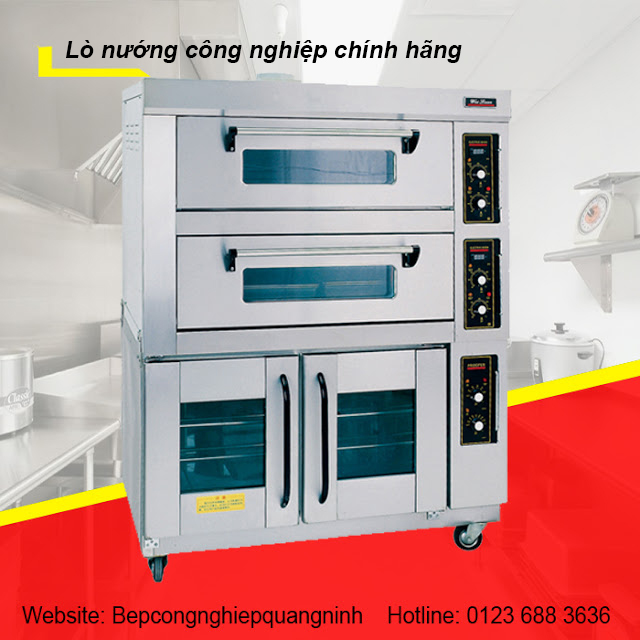 Lò nướng công nghiệp chính hãng - chất lượng cao - giá rẻ