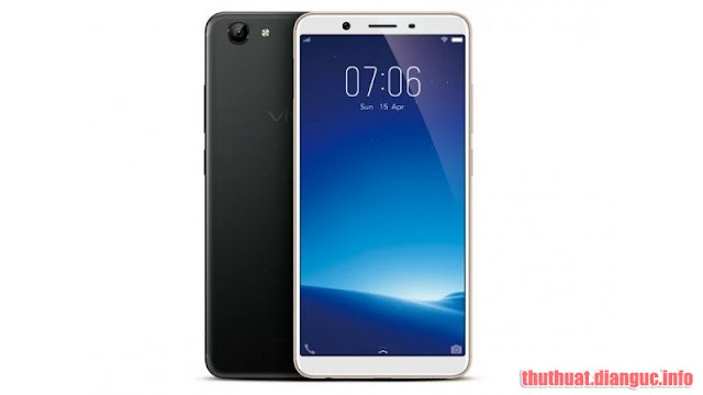 Rom stock cho Vivo Y71 (PD1731F)