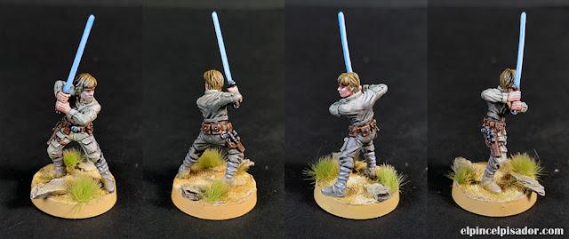 Luke Skywalker Core Legion