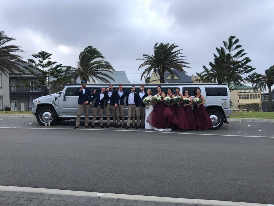 limousine transport service Newcastle