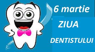6 martie: Ziua Dentistului