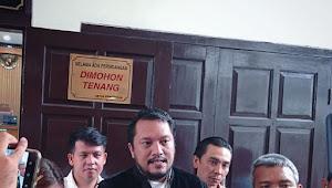 Ramdan Alamsyah: Banyak Kejanggalan Kasus Vicky Prasetio