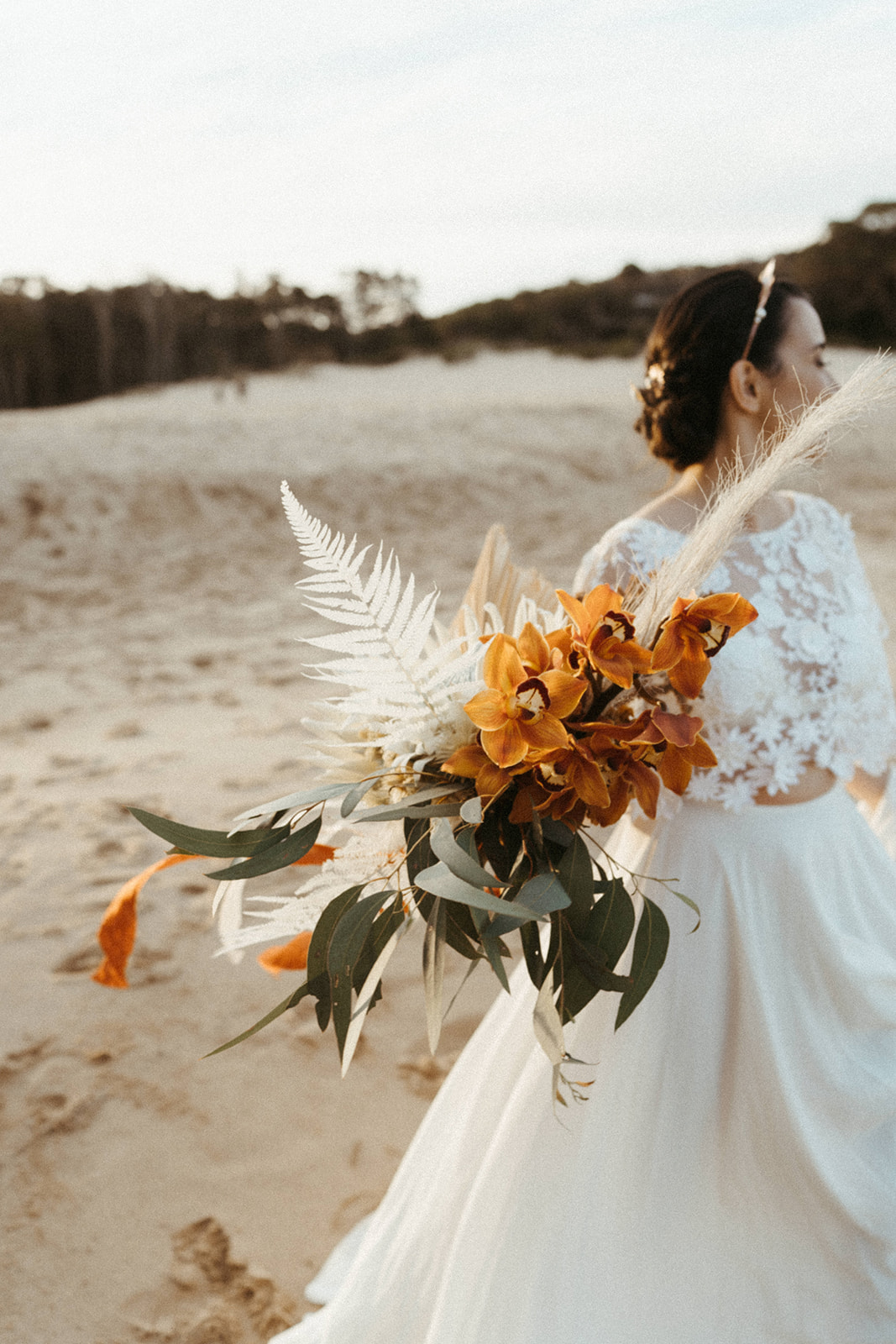 kelly jury photography weddings dried florals bridal gowns stationery style boho weddings