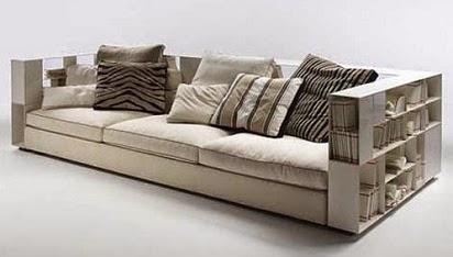 Cara Memilih Design Sofa Minimalis untuk Ruang Tamu Mungil