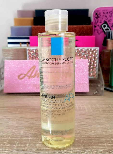 huile lavante AP+M La Roche Posay