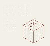 Trazado de vistas ortogonales Fig 21